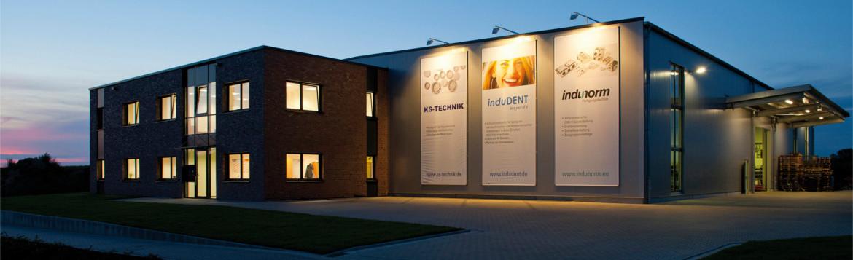 Fräszentrum für Dentallabore - induDENT AG